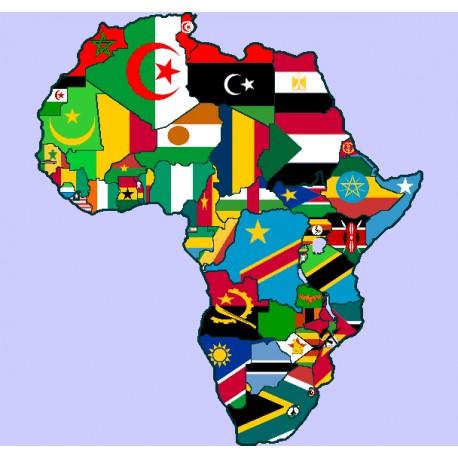 100,000 emails - Africa