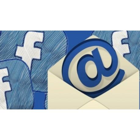 10,000 Facebook Emails