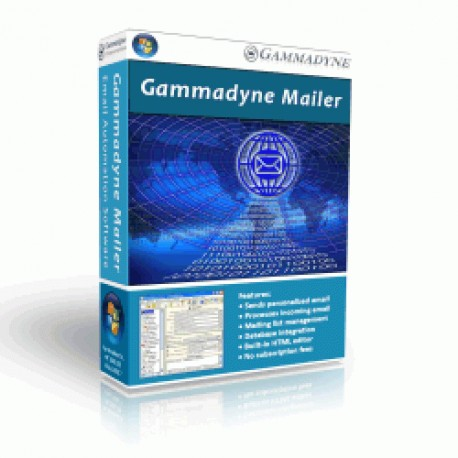 Gammadyne Mailer version 51- Full Version