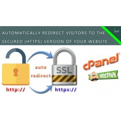 HTTPS: Cpanel Server Upload