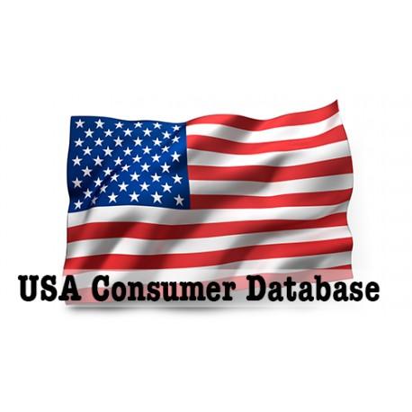 1,000,000 USA Consumer Emails