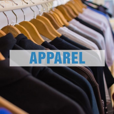 200,000 Apparel Emails [2018 Updated]