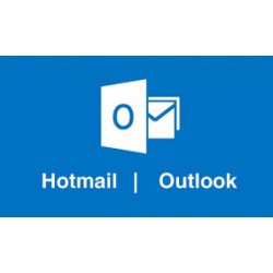 Account HOTMAIL / OUTLOOK Mail (Min 30)